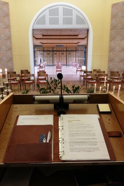 Zeremonie Freier Redner Essen und Ruhrgebiet